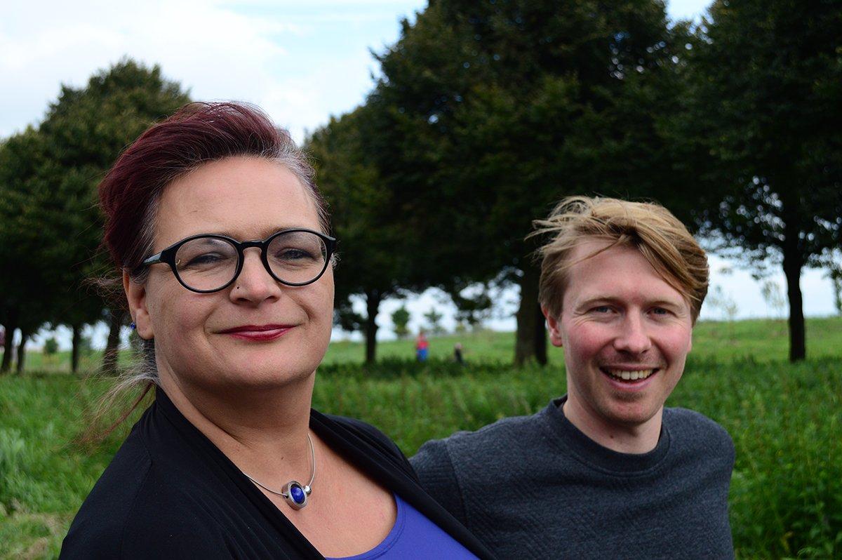 Astrid Oosenbrug & Gerard Oosterwijk