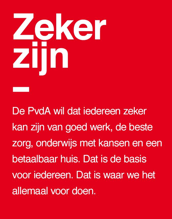 Partij Van De Arbeid Pvda