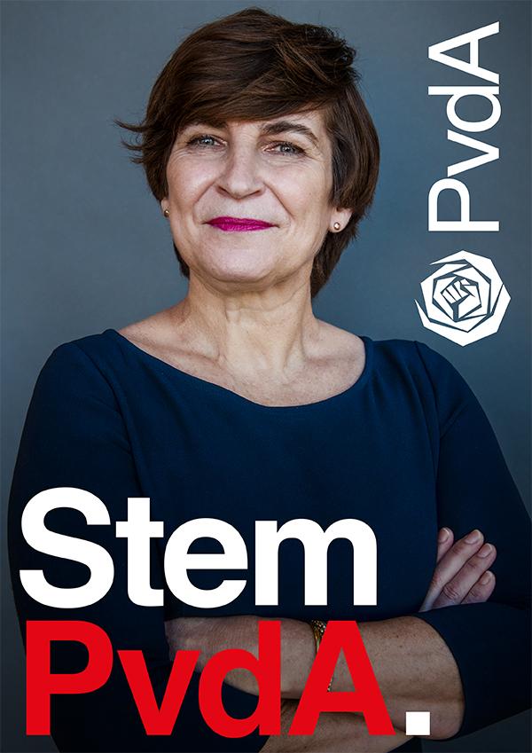 Lilianne Ploumen - lijsttrekker PvdA